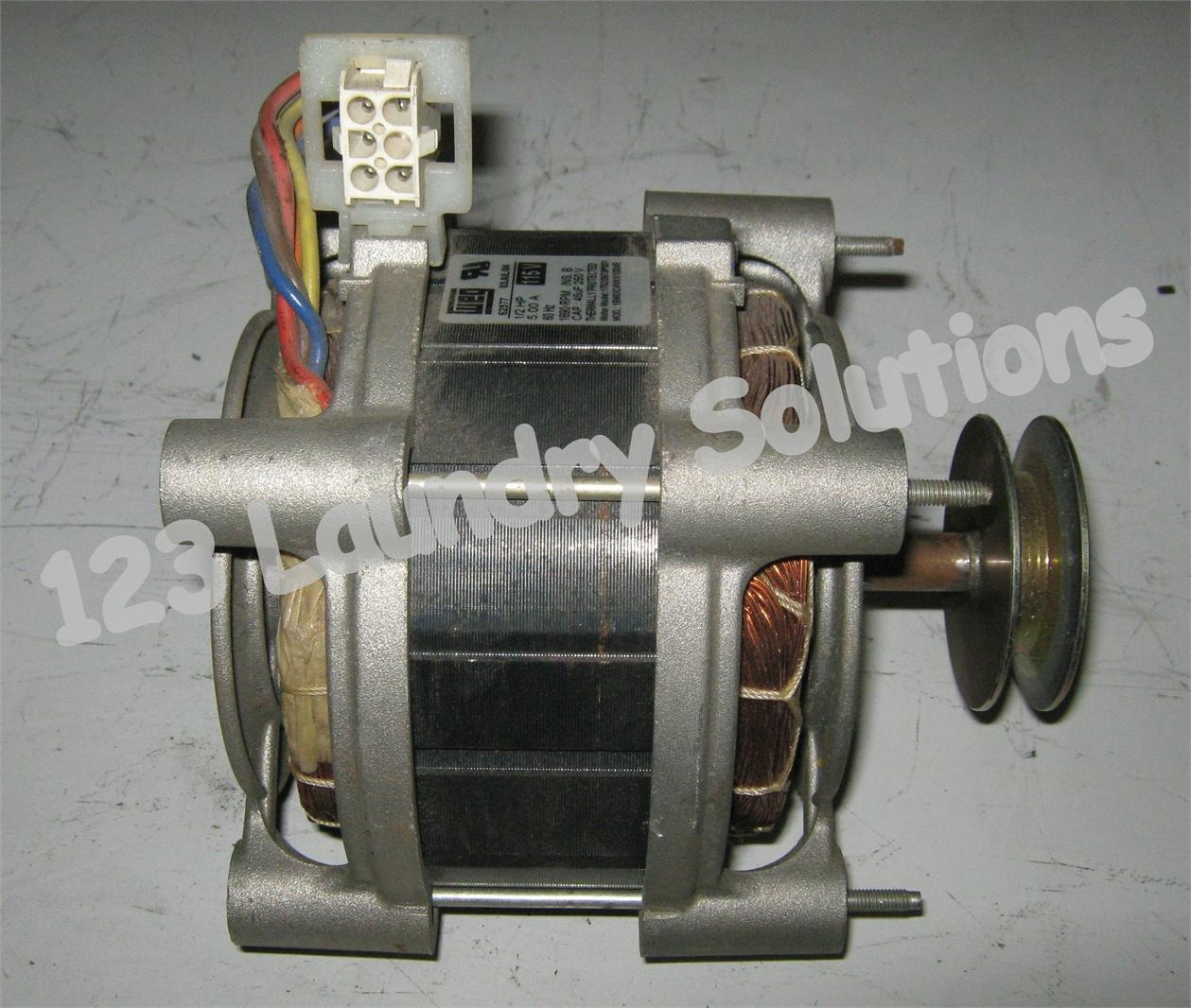 Ge Top Load Washer Motor 120v 1 2hp 175d3973p001