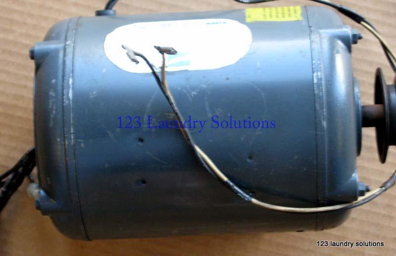 Milnor Washer Parts ~ Milnor front load washer motor ebay