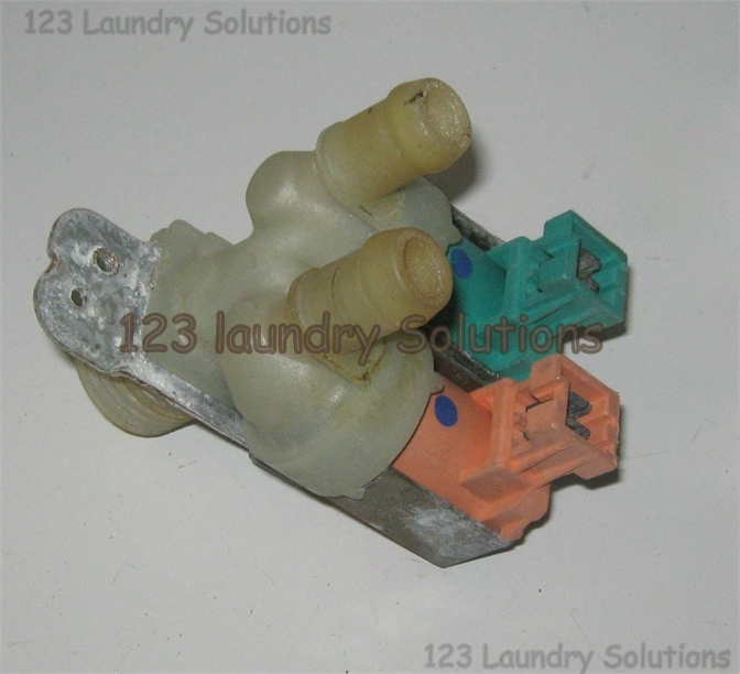 Wascomat Front Load Washer 2 Way Inlet Water Valve 120v 2